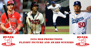 2020 MLB Predictions – Playoff Picture and Award Winners